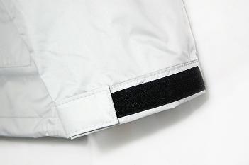 K-600 キンカメ 透湿レインスーツ 商品各部アップ